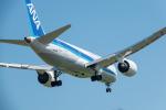 こうきさんが、羽田空港で撮影した全日空 787-8 Dreamlinerの航空フォト(写真)