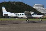 korosukeさんが、南紀白浜空港で撮影した中日本航空 208B Grand Caravanの航空フォト(写真)