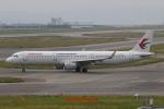 endress voyageさんが、関西国際空港で撮影した中国東方航空 A321-211の航空フォト(写真)