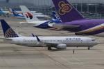 rokko2000さんが、関西国際空港で撮影したユナイテッド航空 737-824の航空フォト(写真)
