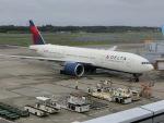 ヒロリンさんが、成田国際空港で撮影したデルタ航空 777-232/LRの航空フォト(写真)