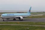endress voyageさんが、関西国際空港で撮影した大韓航空 777-3B5/ERの航空フォト(写真)