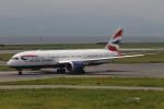 endress voyageさんが、関西国際空港で撮影したブリティッシュ・エアウェイズ 787-8 Dreamlinerの航空フォト(写真)