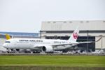 SGR RT 改さんが、成田国際空港で撮影した日本航空 A350-941XWBの航空フォト(写真)