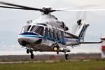 カヤノユウイチさんが、米子空港で撮影した海上保安庁 AW139の航空フォト(飛行機 写真・画像)
