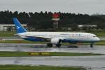 k-spotterさんが、成田国際空港で撮影した厦門航空 787-9の航空フォト(写真)
