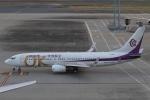 Hiro-hiroさんが、羽田空港で撮影した奥凱航空 737-86Nの航空フォト(写真)