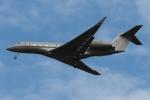 木人さんが、成田国際空港で撮影した不明 Gulfstream G650ER (G-VI)の航空フォト(写真)