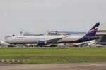YASKYさんが、成田国際空港で撮影したアエロフロート・ロシア航空 777-3M0/ERの航空フォト(写真)