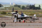 うみBOSEさんが、新千歳空港で撮影したイギリス企業所有 361 Spitfire LF9Cの航空フォト(写真)