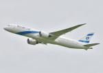 じーく。さんが、成田国際空港で撮影したエル・アル航空 787-9の航空フォト(飛行機 写真・画像)
