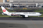 chrisshoさんが、羽田空港で撮影した日本航空 767-346の航空フォト(写真)