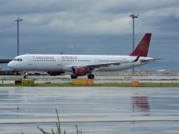 PW4090さんが、関西国際空港で撮影した吉祥航空 A321-211の航空フォト(飛行機 写真・画像)