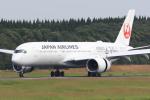 気分屋さんが、成田国際空港で撮影した日本航空 A350-941の航空フォト(飛行機 写真・画像)