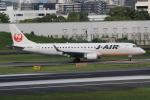 キイロイトリさんが、伊丹空港で撮影したジェイ・エア ERJ-190-100(ERJ-190STD)の航空フォト(写真)