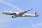 気分屋さんが、成田国際空港で撮影したマレーシア航空 A350-941の航空フォト(飛行機 写真・画像)