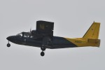 B747‐400さんが、鹿児島空港で撮影した新日本航空 BN-2B-20 Islanderの航空フォト(写真)