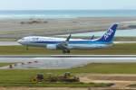 KANE0722さんが、那覇空港で撮影した全日空 737-881の航空フォト(写真)