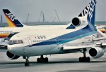 エルさんが、羽田空港で撮影した全日空 L-1011-385-1 TriStar 1の航空フォト(写真)