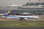 KAZFLYERさんが、羽田空港で撮影した全日空 777-381/ERの航空フォト(写真)