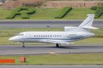 Y-Kenzoさんが、成田国際空港で撮影したShamrock Air Falcon 900EXの航空フォト(写真)