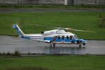 Wasawasa-isaoさんが、仙台空港で撮影した海上保安庁 S-76Dの航空フォト(飛行機 写真・画像)