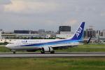 どんちんさんが、伊丹空港で撮影した全日空 737-881の航空フォト(写真)