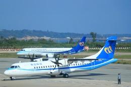 ぽっぽさんが、金門空港で撮影したマンダリン航空 ATR-72-600の航空フォト(飛行機 写真・画像)