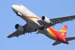 mukku@RJFKさんが、鹿児島空港で撮影した香港航空 A320-214の航空フォト(写真)