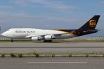 つみネコ♯2さんが、関西国際空港で撮影したUPS航空 747-45E(BDSF)の航空フォト(写真)
