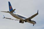 kuro2059さんが、クアラルンプール国際空港で撮影した中国南方航空 737-8-MAXの航空フォト(飛行機 写真・画像)