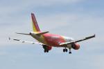 kuro2059さんが、クアラルンプール国際空港で撮影したベトジェットエア A320-214の航空フォト(写真)