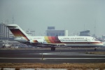 tassさんが、メキシコ・シティ国際空港で撮影したアエロ・カリフォルニア DC-9-15の航空フォト(飛行機 写真・画像)