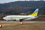 Gambardierさんが、岡山空港で撮影したAIR DO 737-54Kの航空フォト(写真)