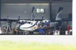 青春の1ページさんが、八尾空港で撮影した第一航空 DHC-6-400 Twin Otterの航空フォト(写真)