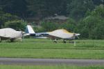 神宮寺ももさんが、ホンダエアポートで撮影した日本個人所有 FA-200-180AO Aero Subaruの航空フォト(写真)