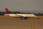 uhfxさんが、シアトル タコマ国際空港で撮影したデルタ航空 A220-100 (BD-500-1A10)の航空フォト(飛行機 写真・画像)