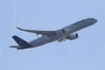 ANA744Foreverさんが、羽田空港で撮影したルフトハンザドイツ航空 A350-941XWBの航空フォト(写真)