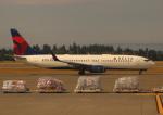 uhfxさんが、シアトル タコマ国際空港で撮影したデルタ航空 737-832の航空フォト(写真)