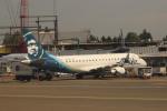 uhfxさんが、シアトル タコマ国際空港で撮影したスカイウエスト ERJ-170-200 LR (ERJ-175LR)の航空フォト(飛行機 写真・画像)
