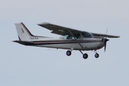 Timothyさんが、龍ケ崎飛行場で撮影した新中央航空 172P Skyhawk IIの航空フォト(飛行機 写真・画像)