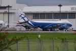 Timothyさんが、成田国際空港で撮影したエアブリッジ・カーゴ・エアラインズ 747-8HVFの航空フォト(写真)