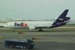 uhfxさんが、ジョン・F・ケネディ国際空港で撮影したフェデックス・エクスプレス MD-10-10Fの航空フォト(写真)
