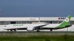 パンダさんが、成田国際空港で撮影したエバー航空 787-10の航空フォト(写真)