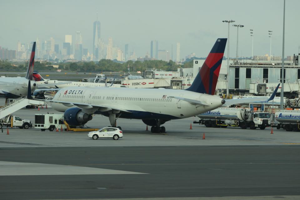 uhfxさんのデルタ航空 Boeing 757-200 (N6709) 航空フォト