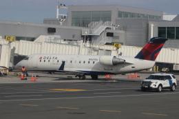 uhfxさんが、ジョン・F・ケネディ国際空港で撮影したスカイウエスト CL-600-2B19 Regional Jet CRJ-200ERの航空フォト(写真)