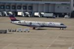 uhfxさんが、中部国際空港で撮影したアイベックスエアラインズ CL-600-2C10 Regional Jet CRJ-702ERの航空フォト(写真)