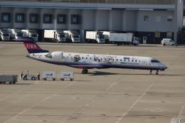 uhfxさんが、中部国際空港で撮影したアイベックスエアラインズ CL-600-2C10 Regional Jet CRJ-702ERの航空フォト(飛行機 写真・画像)