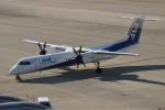 uhfxさんが、中部国際空港で撮影したANAウイングス DHC-8-402Q Dash 8の航空フォト(写真)