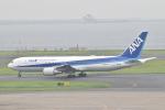 ずっきーさんが、羽田空港で撮影した全日空 767-381/ERの航空フォト(写真)